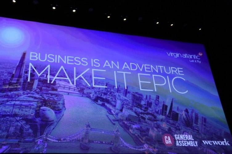 Virgin Atlantic Launches Business Is An Adventure 4