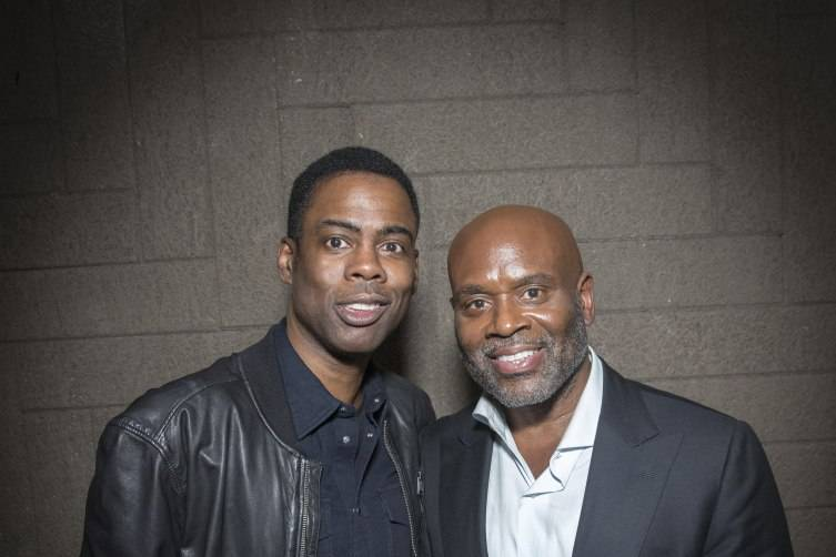 CHRIS ROCK & L.A. REID