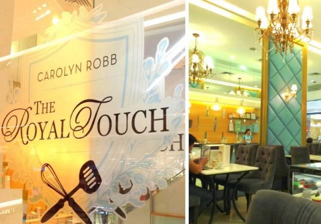Carolyn Robb The Royal Touch