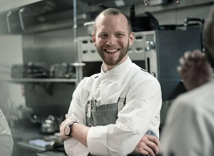 Chef de Cuisine Keven Wilson