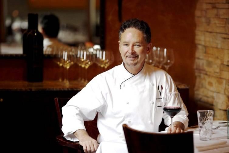 Chef Stephan Pyles