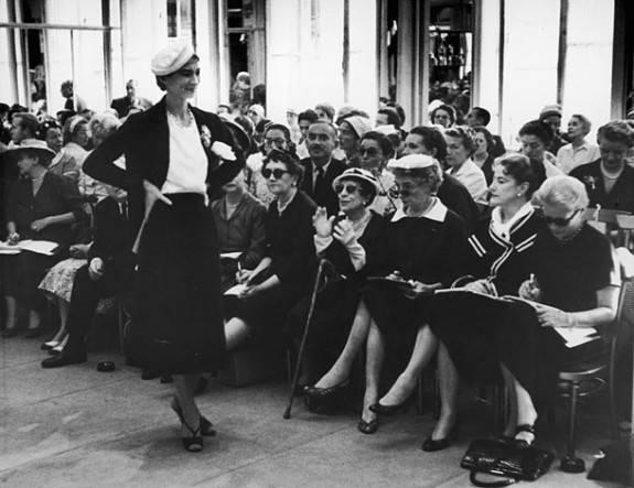 Dior Show 1955 smithsonian