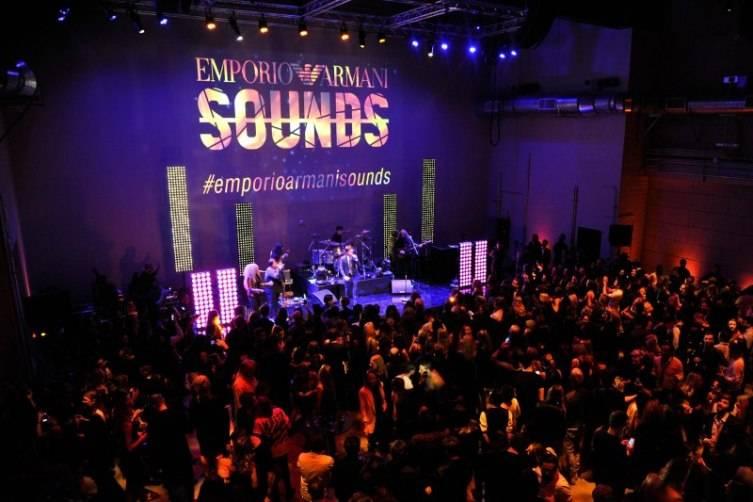 Emporio Armani Sounds 1