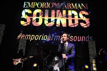 Emporio Armani Sounds Los Angeles – Inside