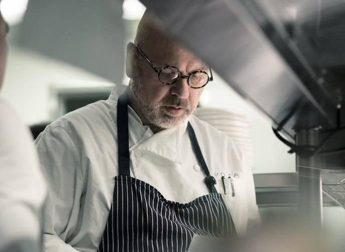 Executive Chef Staffan Terje