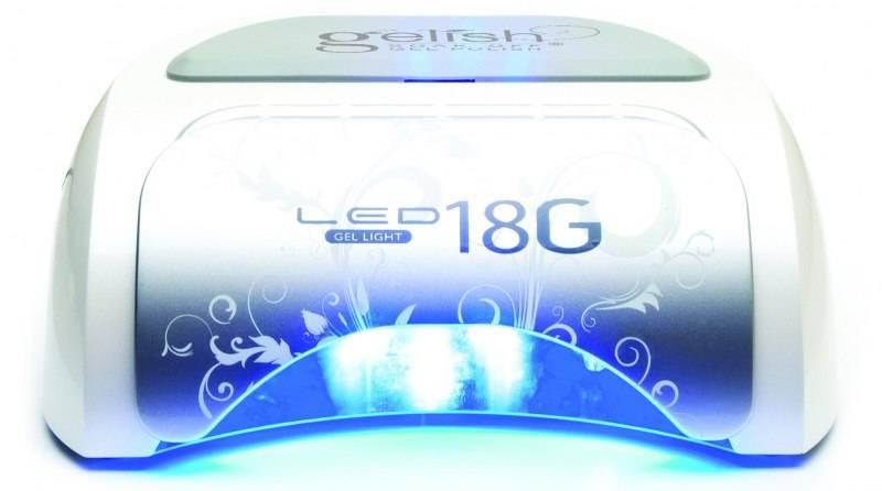 Gelish_LED18G_Light_front_white_update