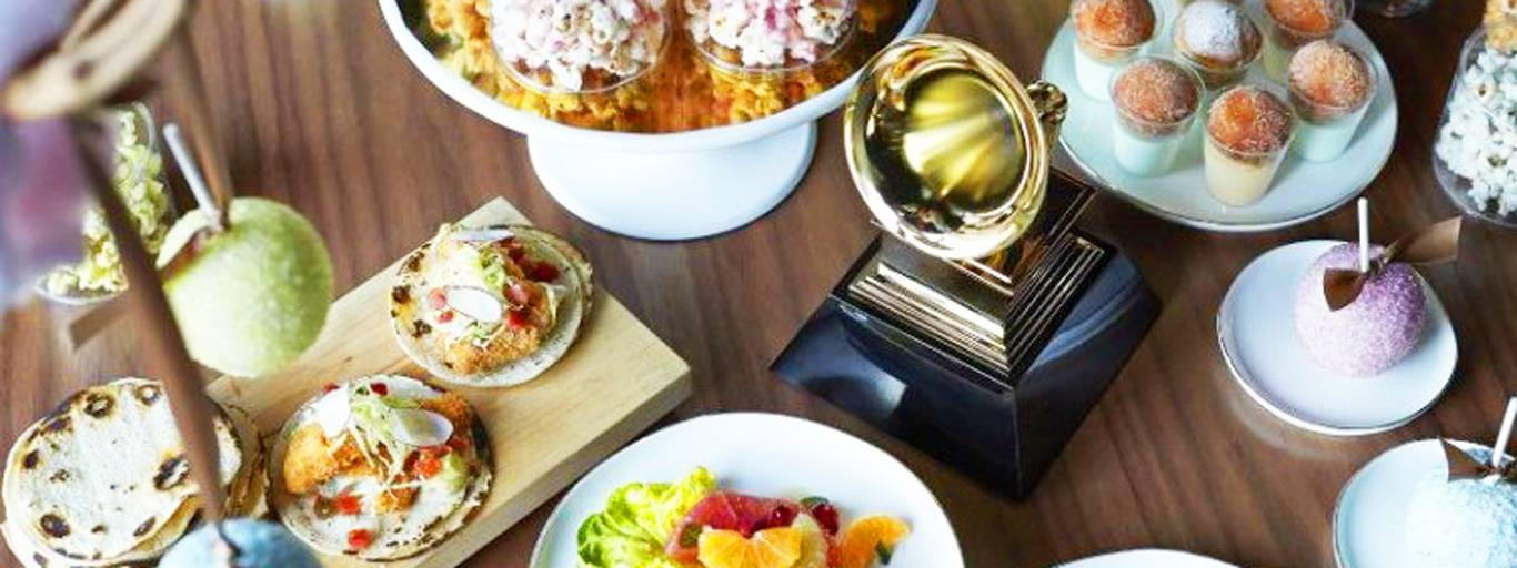 See What's on the Menu at the 2016 Grammy Awards