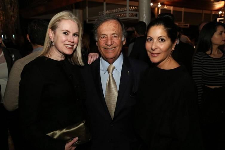 Maria Beguiristain, Jeff and Yolanda Berkowitz