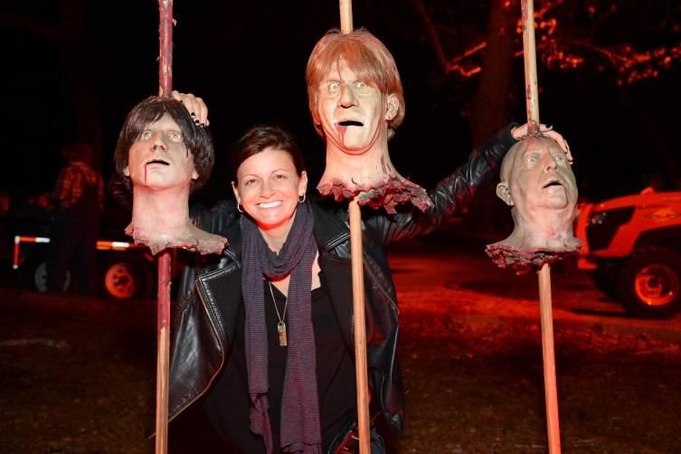 "Los Angeles Haunted Hayride 2015 ""Black Carpet Premiere Night"""