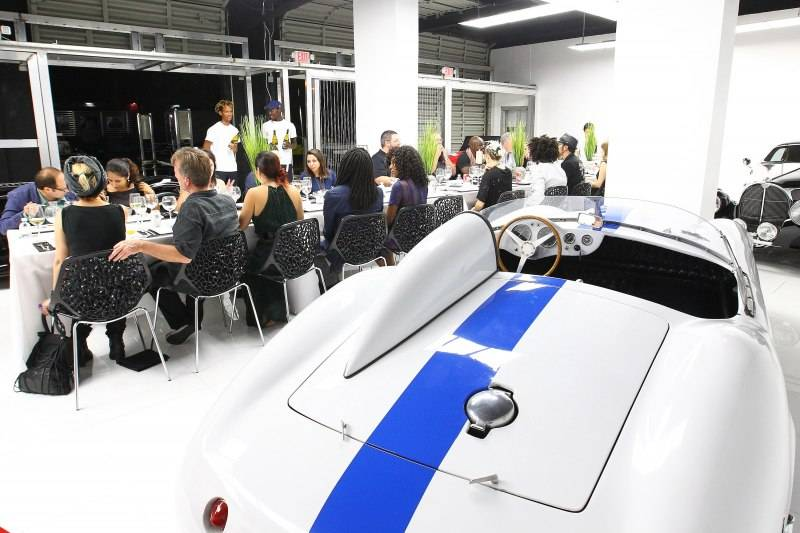 Miami Supercar Rooms_Preview Dinner_Art Basel 2015