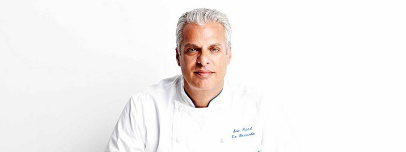 Chef Eric Ripert of Le Bernardin on Creativity, Passion and the Cayman Cookout