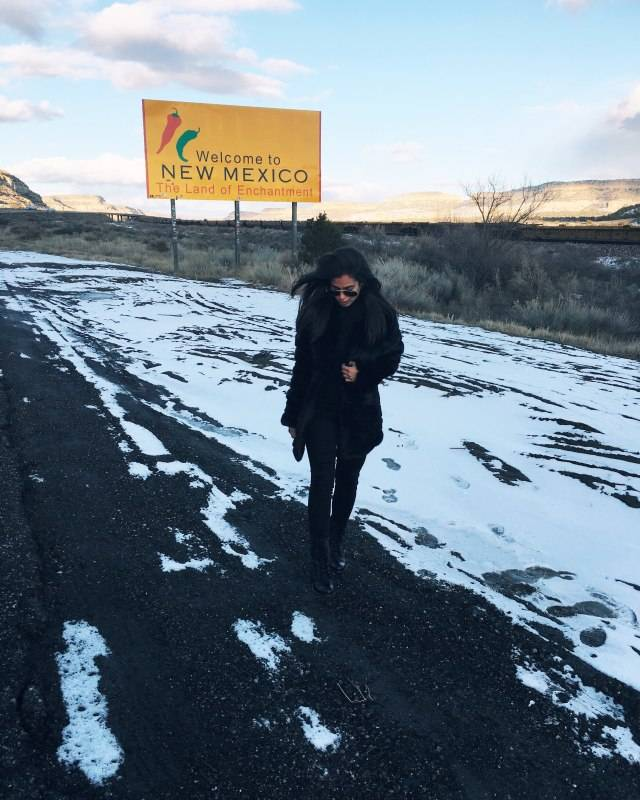 Nicole Issacs--New Mexico