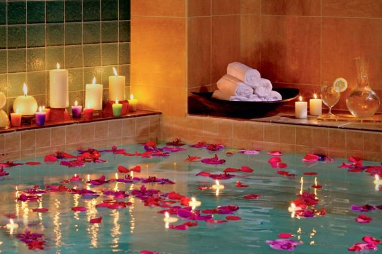 Ritz Carlton Dubai Spa