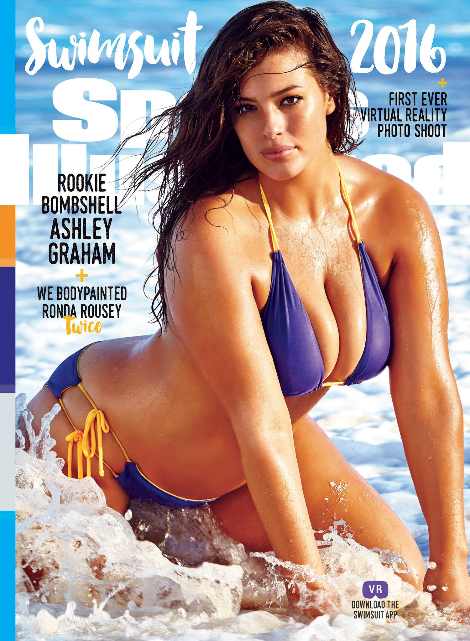 Ashley Graham—Credit: James Macari/Sports Illustrated