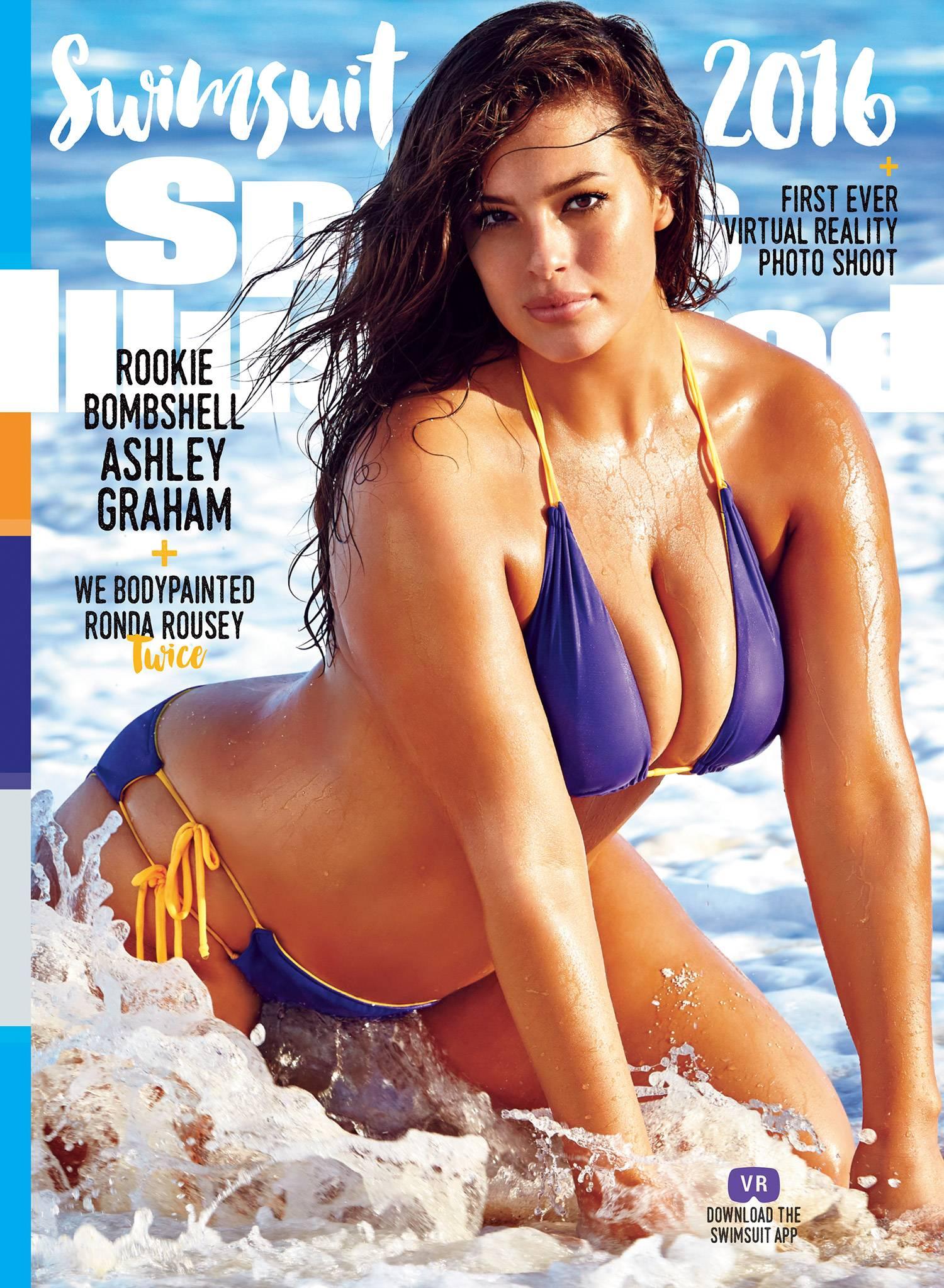 73c2743ab ... Ashley Graham—Credit  James Macari Sports Illustrated