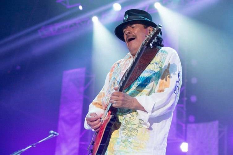 Multi-Grammy award winner and global guitar music icon Santana returns to Dubai on February 26, 2016 for the Emirates Airline Dubai Jazz Festival. His previous show in 2014 was a sell-out.