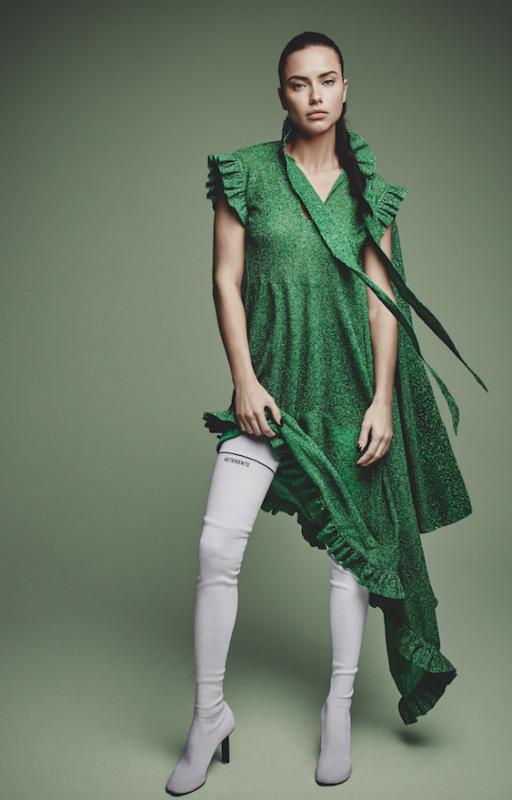Adriana Lima as She-Hulk