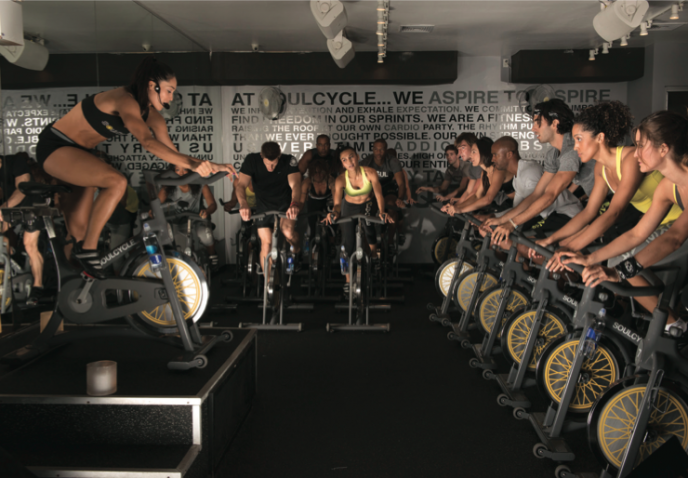 soul cycle - haute living