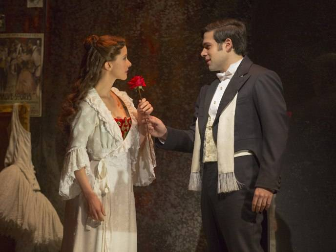 Segerstrom-Center-THE-PHANTOM-OF-THE-OPERA-Katie-Travis-as-Christine-Daae-and-Storm-Lineberger-as-Raoul-Photo-by-Matthew-Murphy_2