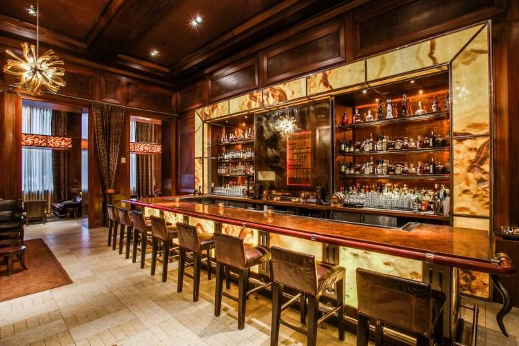 Haute most sexy hotel bars in dallas