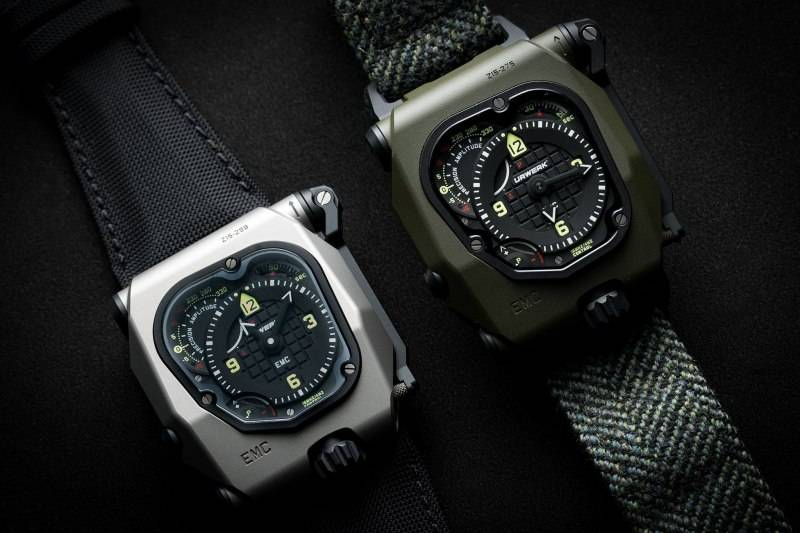 Urwerk-EMC-Time-Hunter-Watch-2016-Two-Models
