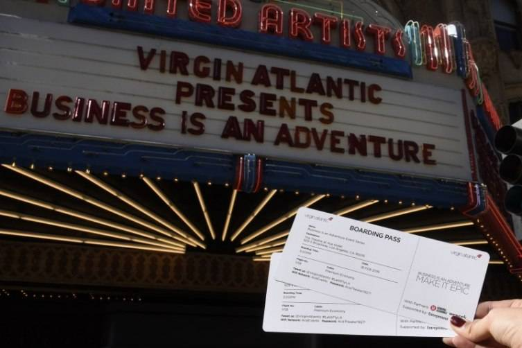 Virgin Atlantic Launches Business Is An Adventure 3