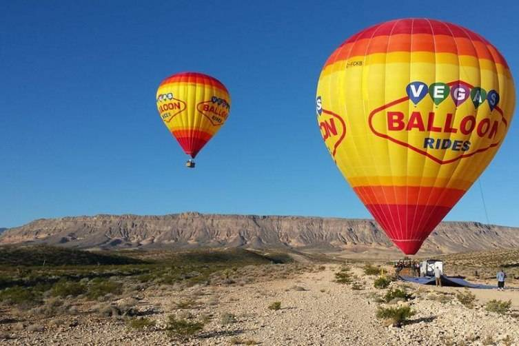 Vegas Hot Air Ballon