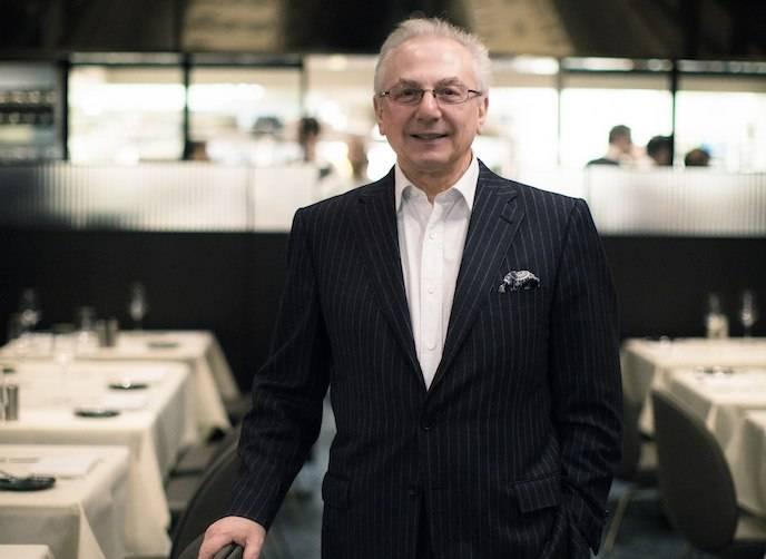 Volta Owner Umberto Gibin