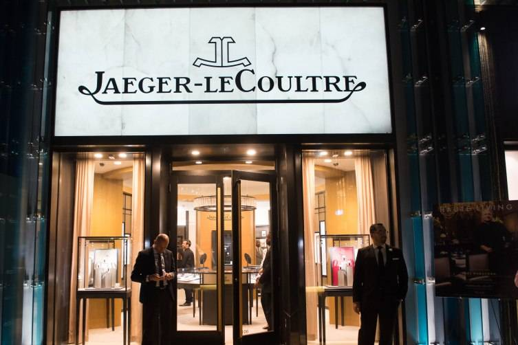 Jager Le-Coultre Boutique Miami Design District