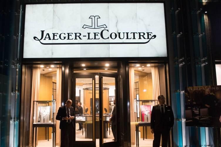 Jager Le-Coultre Boutique Miami Design District