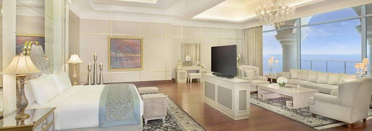 Waldorf Astoria Dubai Palm Jumeirah Royal Suite