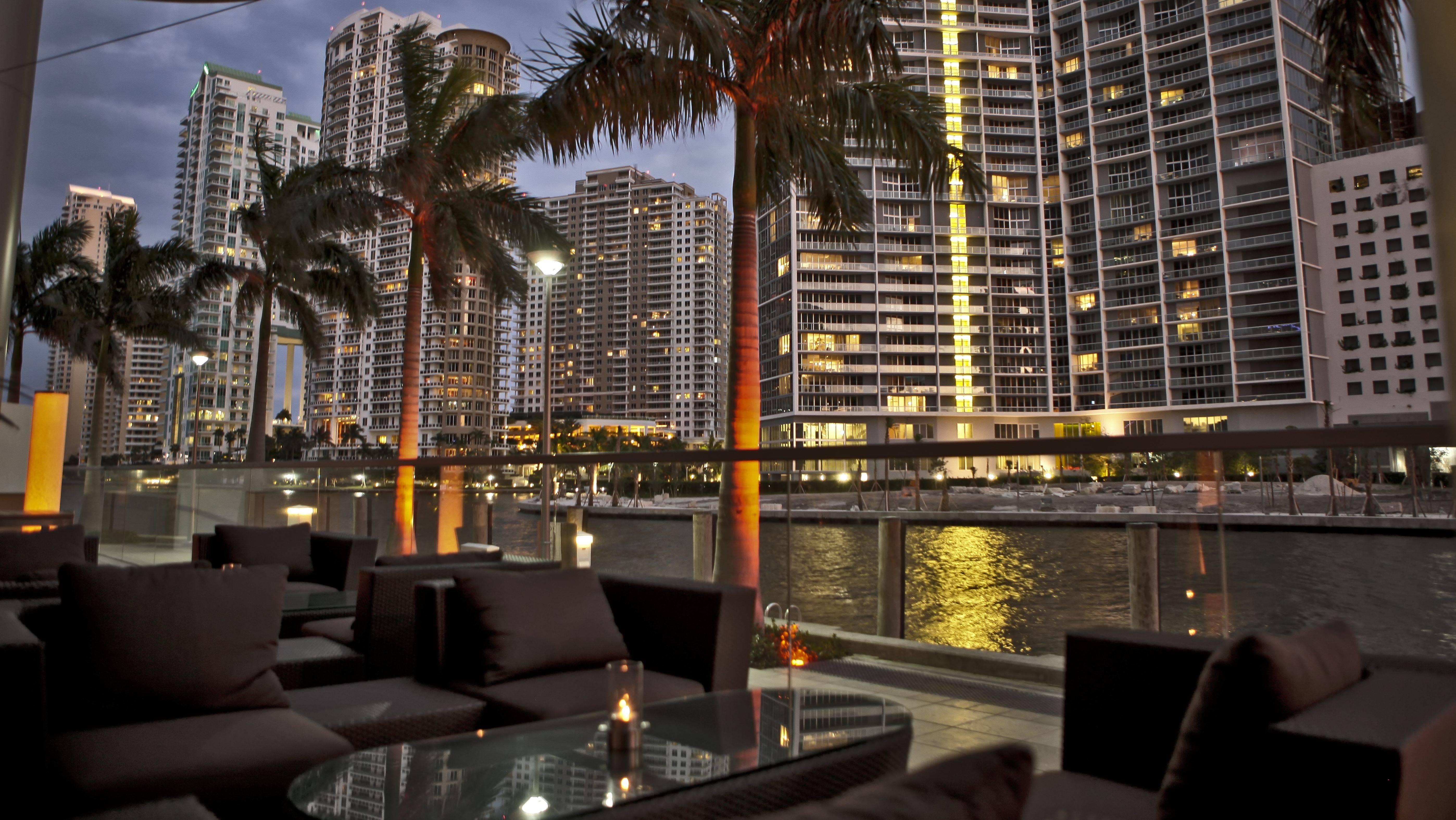 Zuma Miami Terrace - Photo Credit James Shearer
