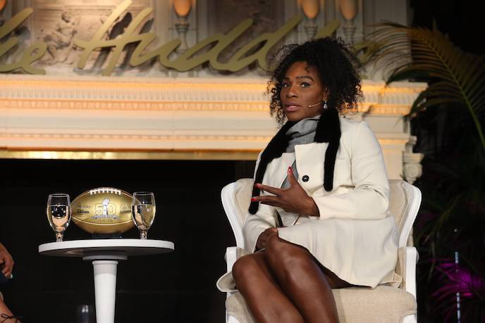 "NFL Women's Summit: ""In the Huddle to Advance Women in Sport"""