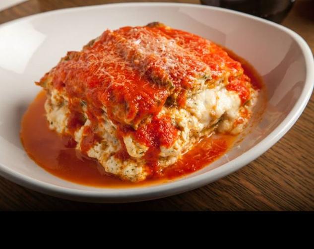 Nebo zucchini lasagna
