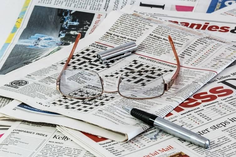 newspaper-412435_1920