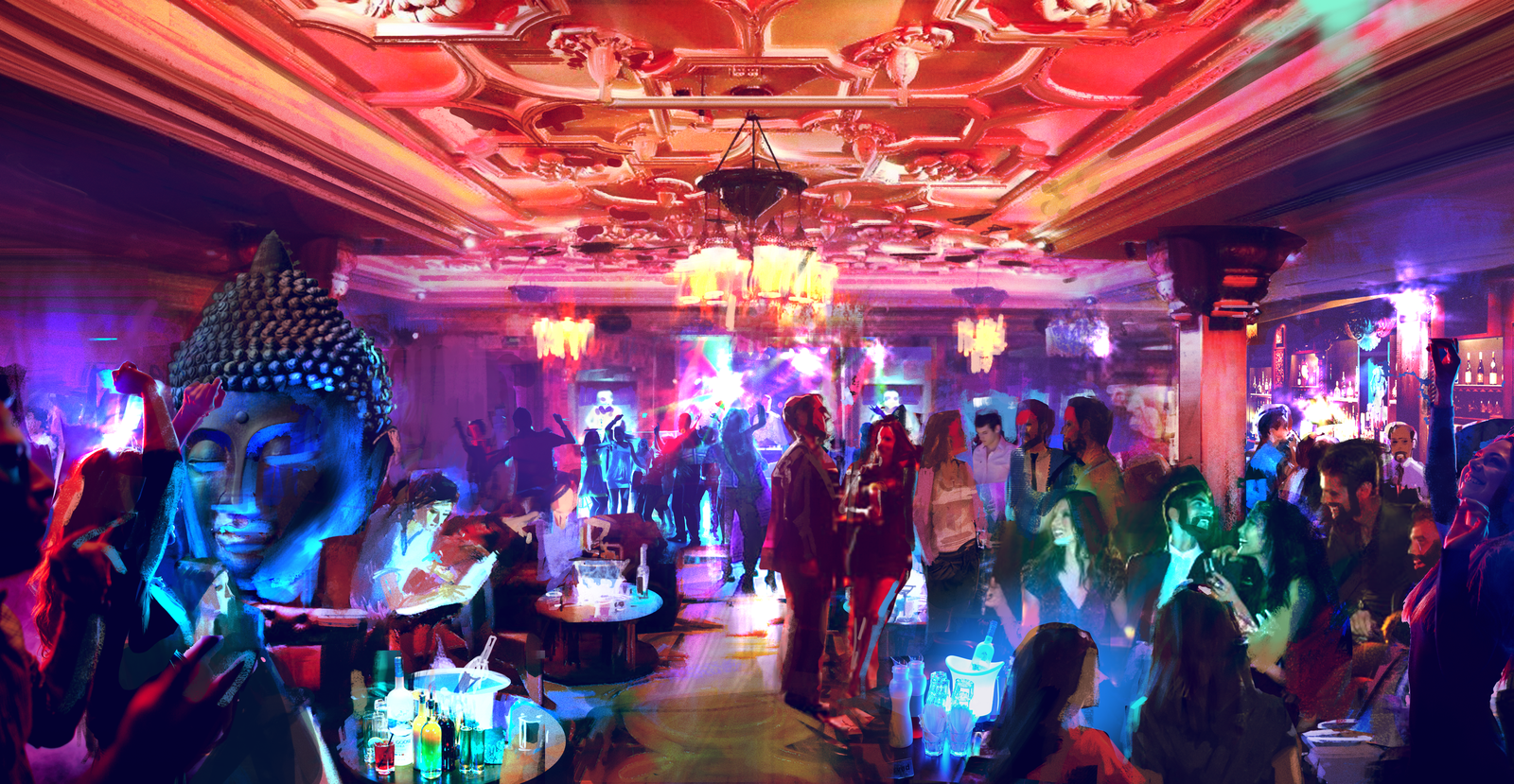 nightlife impressario, victor sutter launches the new foundation