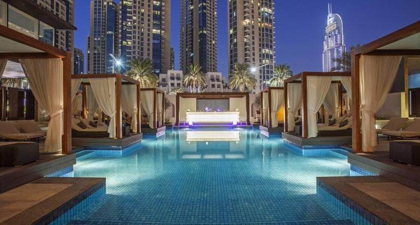 Vida Dubai: Ultramodern Oasis