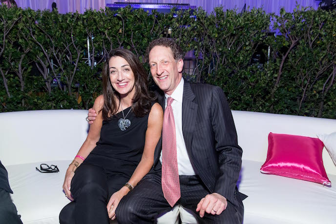San Francisco General Hospital Foundation's annual Hearts After Dark 2016