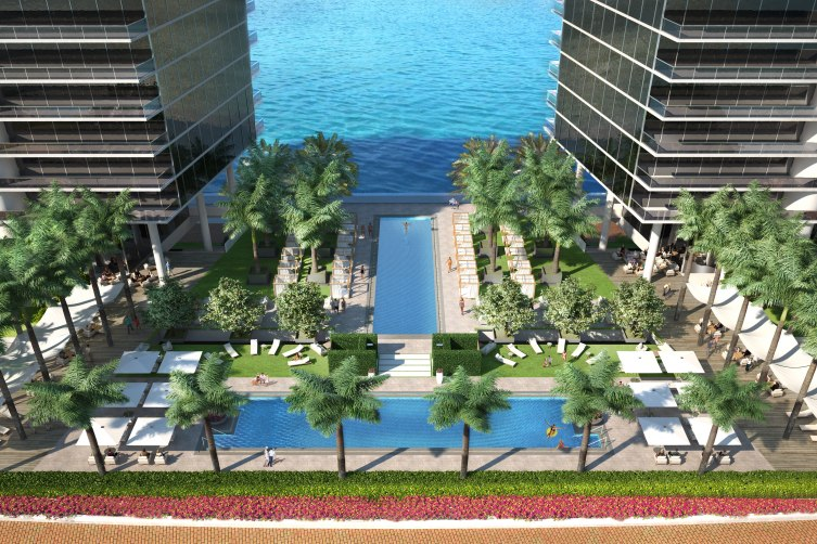 3-AMENITIES-PRIVE_POOL_DECK_RENDERING