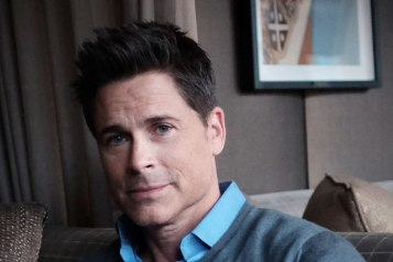 """Rob Lowe Launches 18 Amber Wood By Profile"""