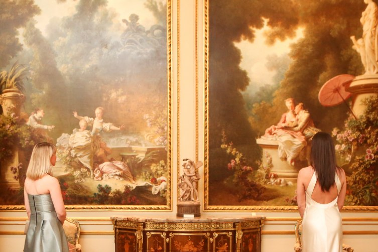 THE FRICK COLLECTION YOUNG FELLOWS BALL 2016: Social Coverage