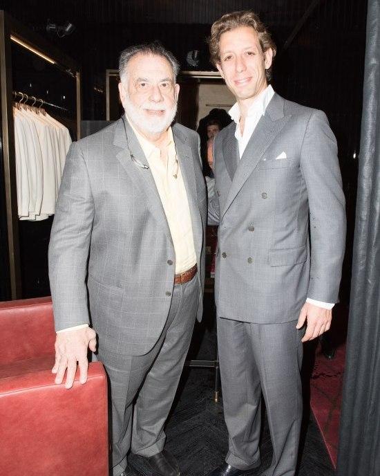 Luigi Gatti Bonati, Francis Ford Coppola