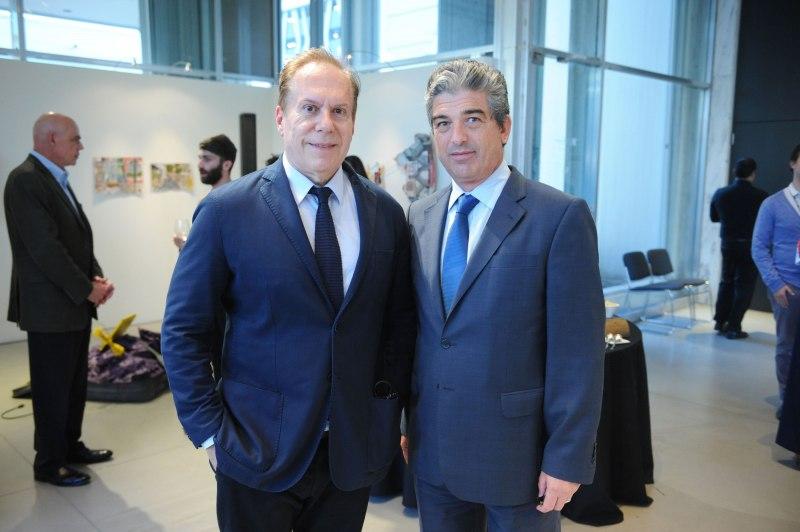 Bernardo Fort-Brescia & Carlos Rosso