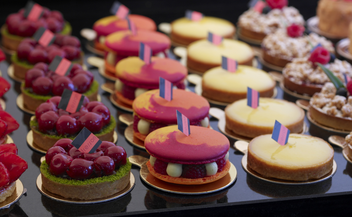 Nyc Taste 80 International Desserts At This One Night Event