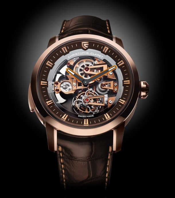 Christophe Claret Soprano Timepiece
