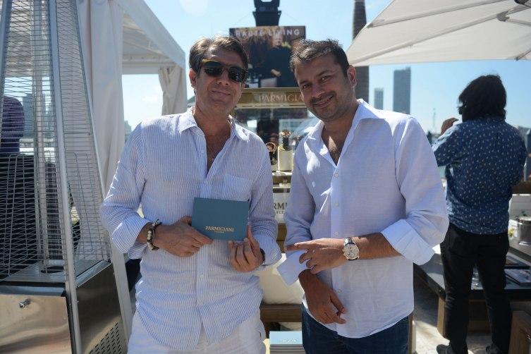 Michael Capponi and Kamal Hotchandani