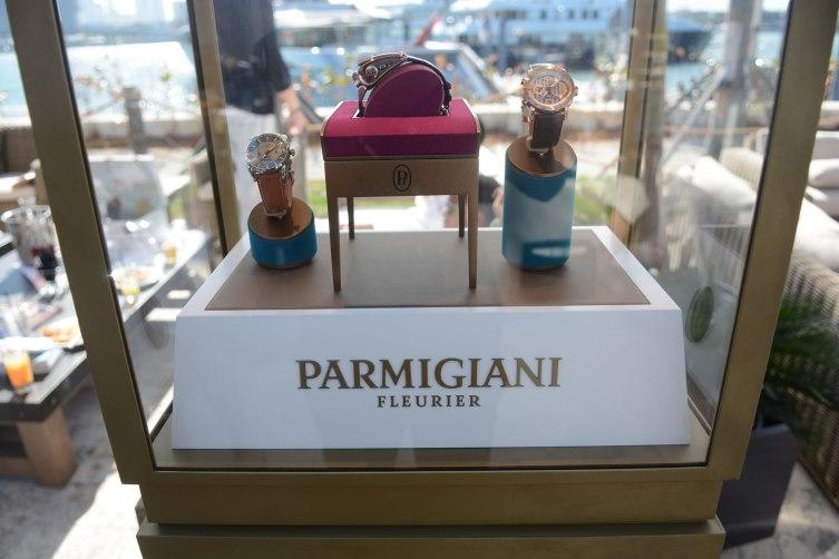 Parmigiani Bugatti timepieces