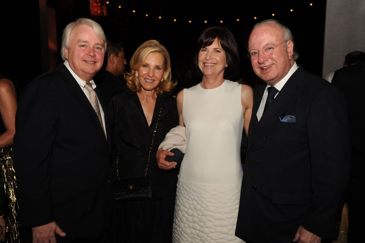 Dennis Scholl, Trudy Cejas, Debra Scholl & Paul Cejas by World Red Eye