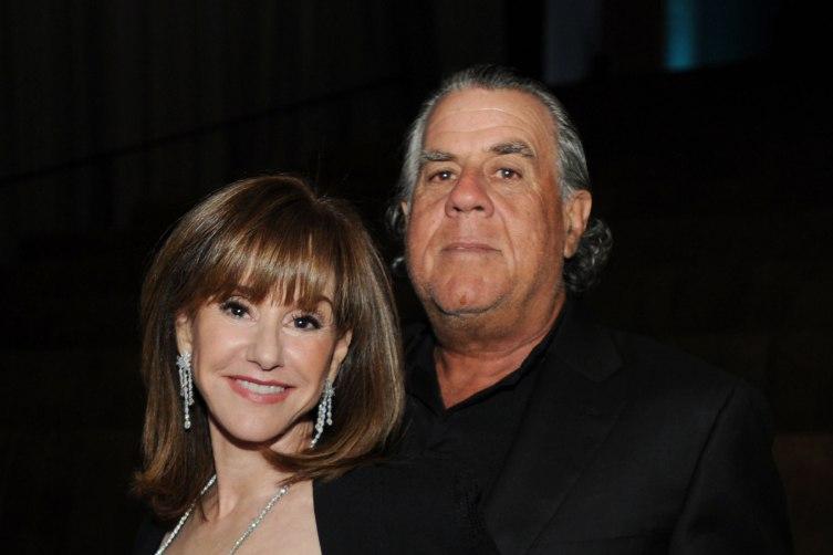 Diane & Alan Lieberman - World Red Eye
