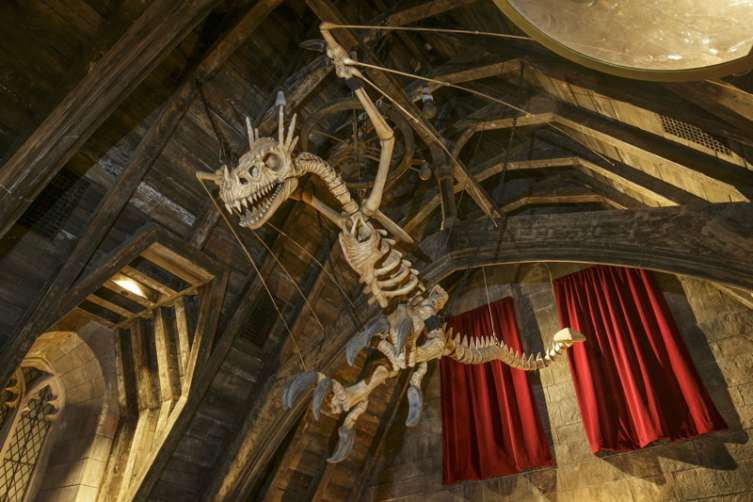 The Wizarding World of Harry Potter at Universal Studios Hollywood 7